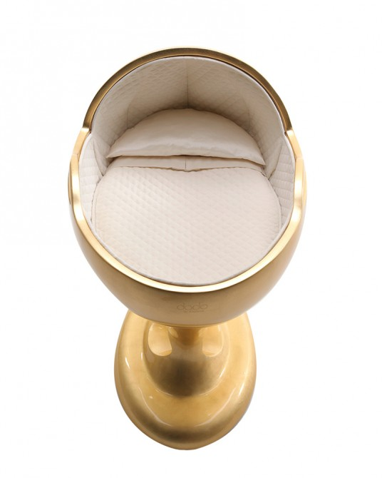 Dodo Bassinet Gold Edition