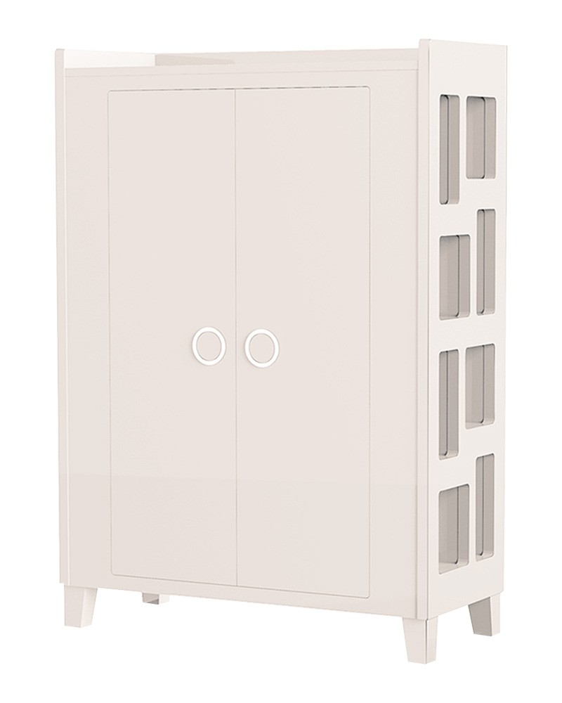 Volutto Wardrobe White Edition